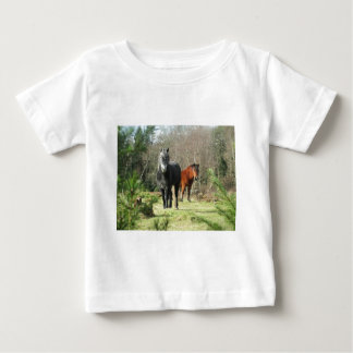 Horses of The Forest 1 Baby T-Shirt