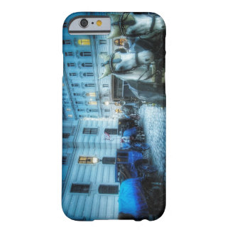 Horses-Old Town Barely There iPhone 6 Case