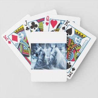 horses poker deck
