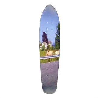 Horses Skate Boards