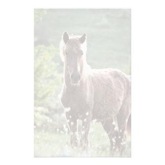 Horses Custom Stationery