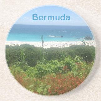 Horseshoe Bay Beach, Bermuda Drink Coaster