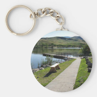 Horseshoe Bend Mill Pond Boating Access Key Chain