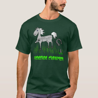 horseshoe champion T-Shirt