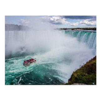Horseshoe Falls at Niagara Falls Postcard