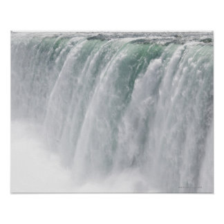 Horseshoe Falls, Niagara Falls, Ontario, Canada Poster