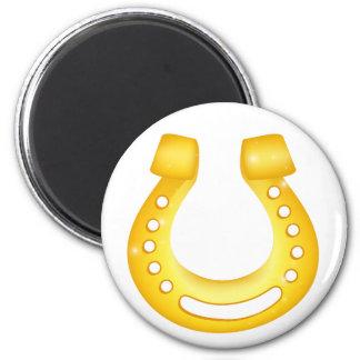 Horseshoe good luck magnet