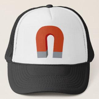 Horseshoe Magnet Trucker Hat