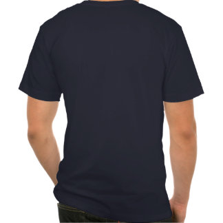 HorseShoe Pitching American Apparel Pocket T T Shirts