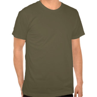 HorseShoe Pitching Basic American Apparel Tshirts
