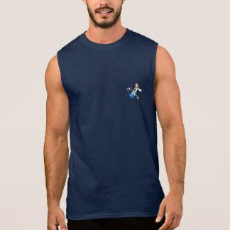 Horseshoe Pitching Sleeveless SandBagger T Sleeveless Shirt