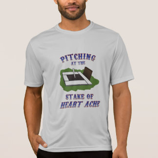 HorseShoe Pitching Sport Tek Tee