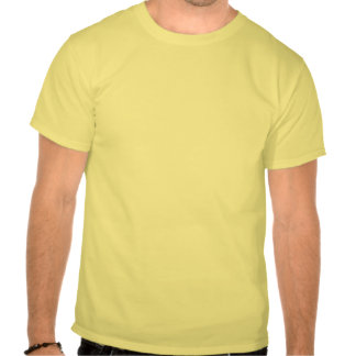 HorseShoe Pitching Tee-Daffodil Yellow Tshirts