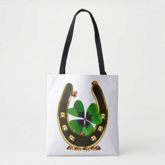 Horseshoe Tote Bag