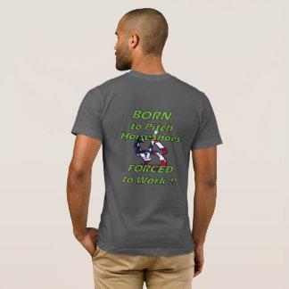 HorseShoes Basic American Apparel T-Shirt