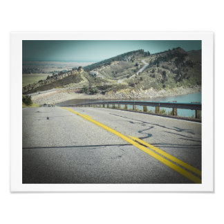 Horsetooth Reservoir Colorado Photo Print