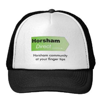 Horsham Direct logo, Horsham community at your ... Hats