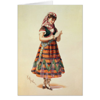 Hortense Schneider Card