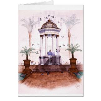 HORTON PLAZA, SAN DIEGO, CALIFORNIA CARD