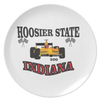 hosier state art plate