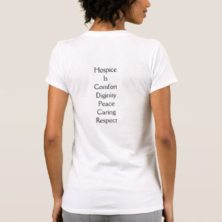 Hospice Is Women's Crew Neck T-Shirt