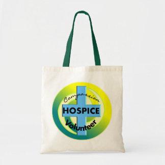 Hospice Volunteer Tote Bag