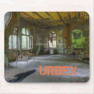 Hospital Beelitz 02.0, URBEX , Lost Places Mouse Pad