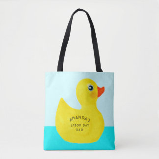 Hospital Maternity Tote Bag