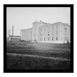Hospital of the University of Nashville 1864 Posters