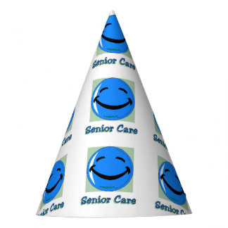 Hospital Senior Care Party Hat
