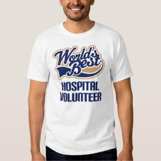 Hospital Volunteer Gift Tee Shirt