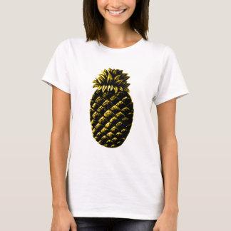 Hospitality Pineapple Yellow The MUSEUM Zazzle Gif T-Shirt
