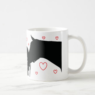 Hoss Boss Babe mug