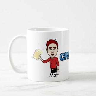 Host Matt Mug