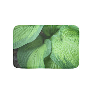 hosta bath mat