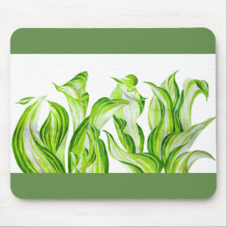 'Hosta with the Mosta' on a Mouse Pad