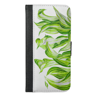 """Hosta with the Mosta' on a Wallet Case"