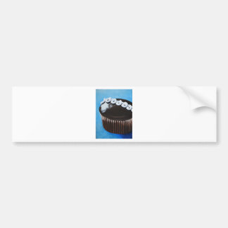 Hostess cupcake bumper sticker