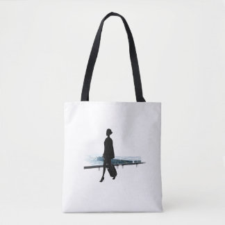 hostess of L air Tote Bag