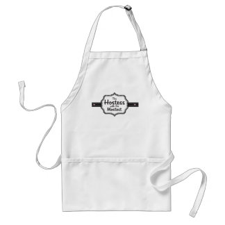 Hostess with the Mostest Standard Apron