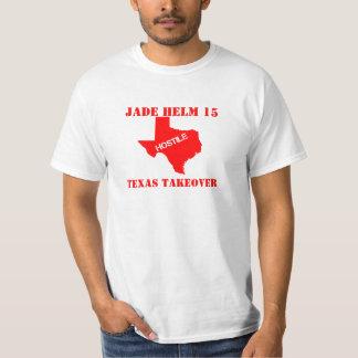Hostile Texas - Jade Helm 15 Texas Takeover T-Shirt