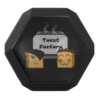 Hosts Toastie Black Boombox Speaker