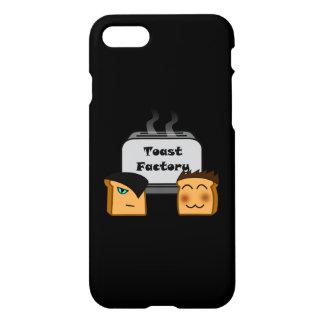 Hosts Toastie Black iPhone Cover