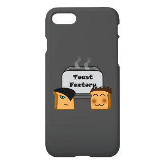Hosts Toastie Grey iPhone Cover