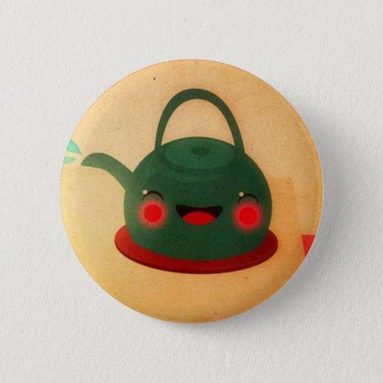 Hot! 6 Cm Round Badge