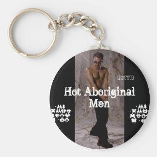 Hot Aboriginal Men, Key Chain