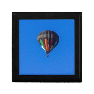 Hot Air Balloon 1 Small Square Gift Box