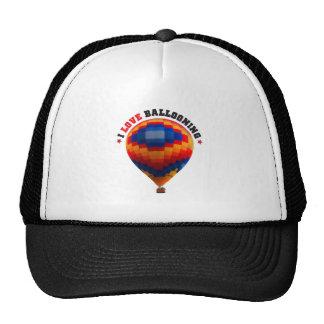 Hot Air Balloon Ballooning Cap