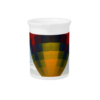 Hot Air Balloon Beverage Pitchers