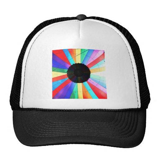 Hot Air Balloon Colors Trucker Hats